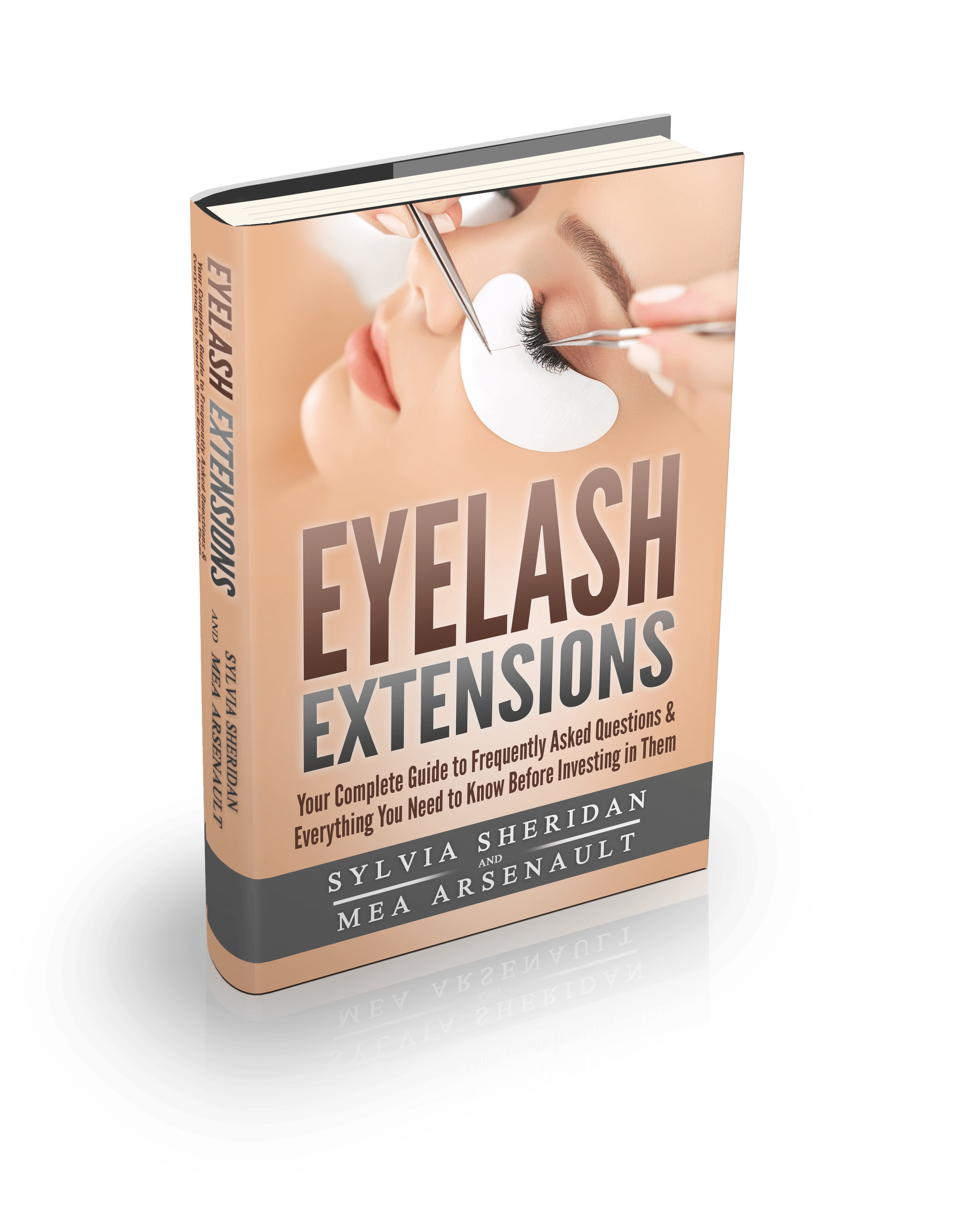 Eyelash Extension eBook
